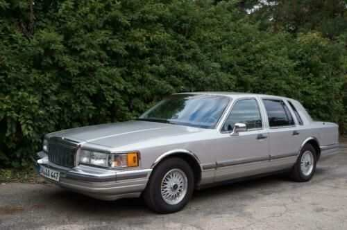25 A 2020 Lincoln Town Car Redesign And Review