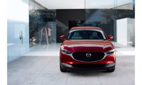 25 A 2020 Mazda CX 9 Speed Test