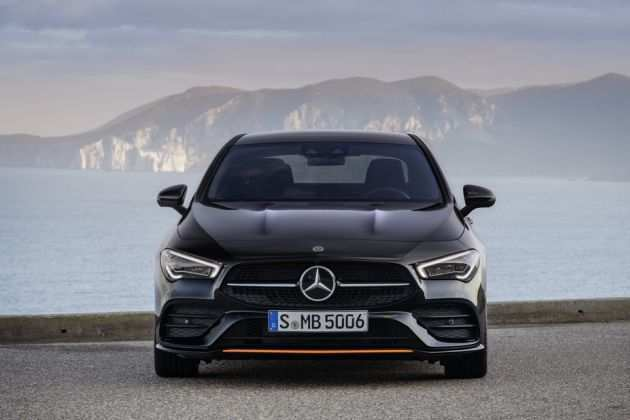 25 A 2020 Mercedes CLA 250 Ratings