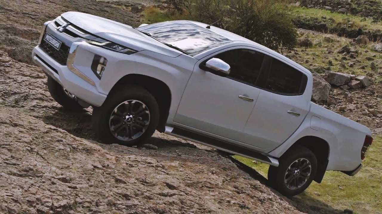 25 A 2020 Mitsubishi Triton Redesign And Concept