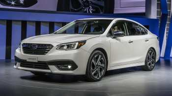 25 A 2020 Subaru Legacy Redesign Overview