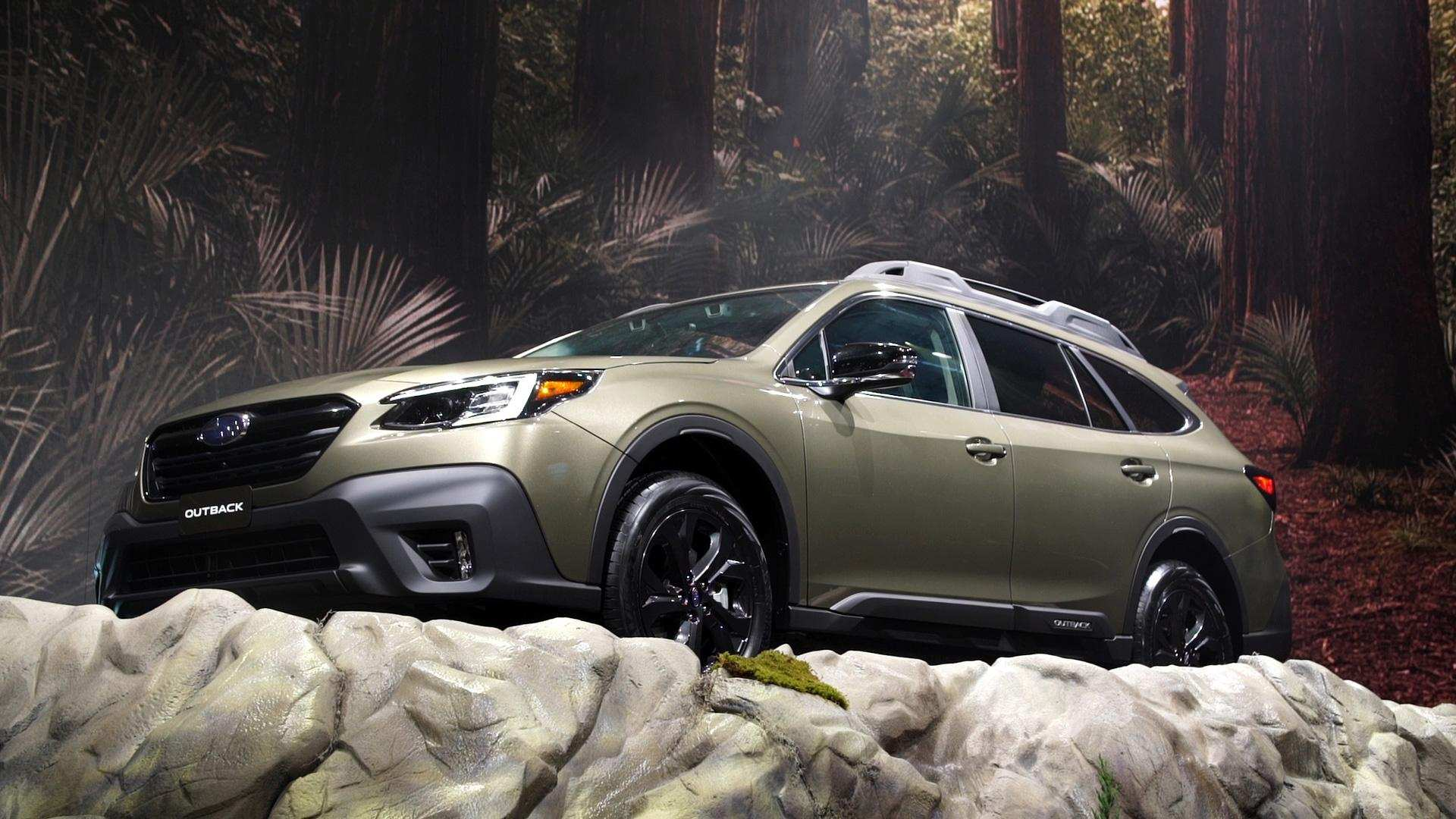 25 A 2020 Subaru Outback Turbo Hybrid Performance And New Engine