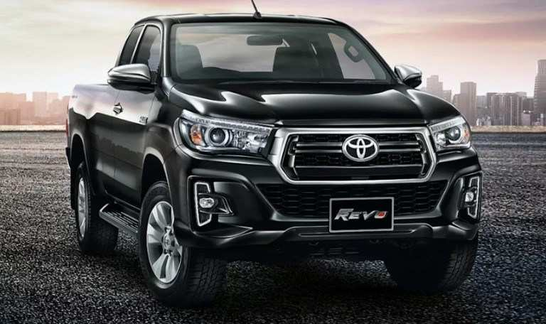 25 A 2020 Toyota Hilux Performance