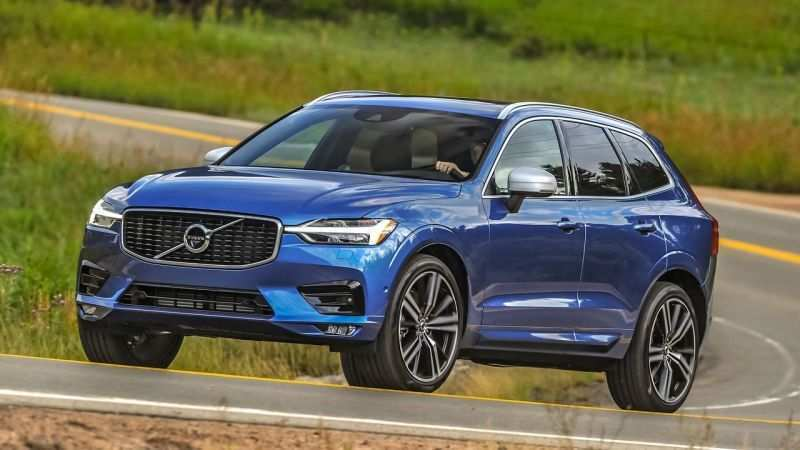25 A 2020 Volvo XC60 History