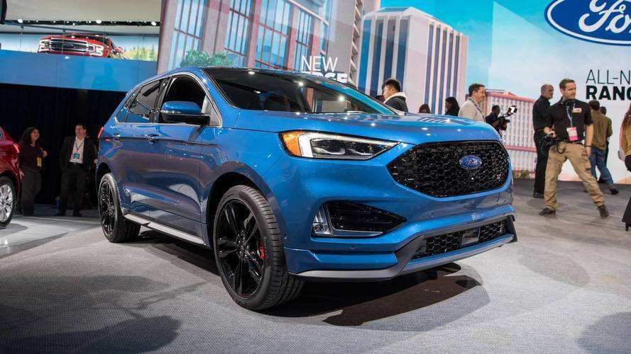 25 A Ford Edge New Design Engine