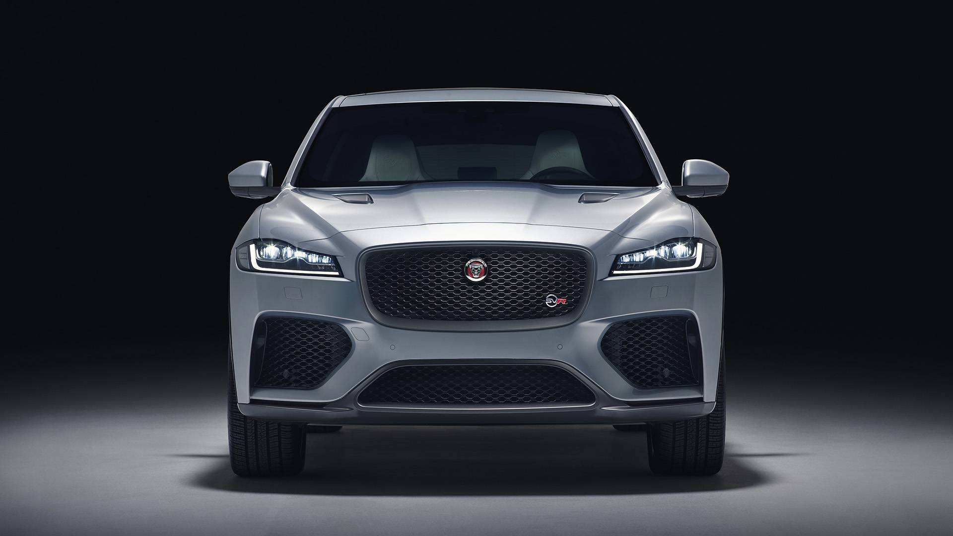 25 A Jaguar F Pace 2020 Model Pictures