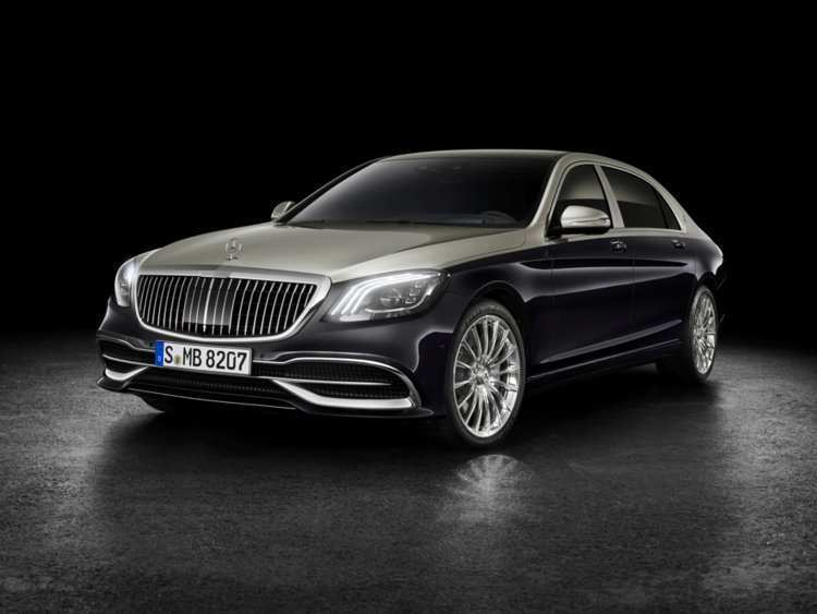 25 A Mercedes S Class 2019 History