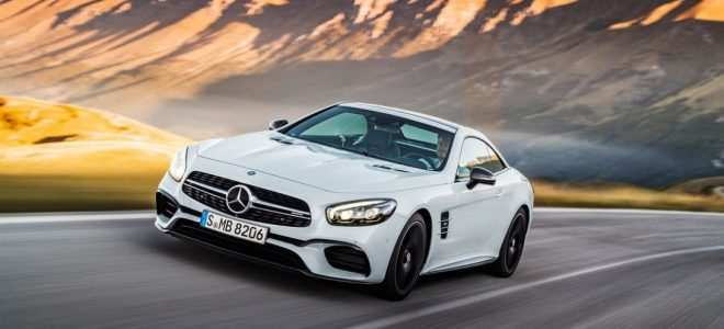 25 A Mercedes Sl 2019 Rumors