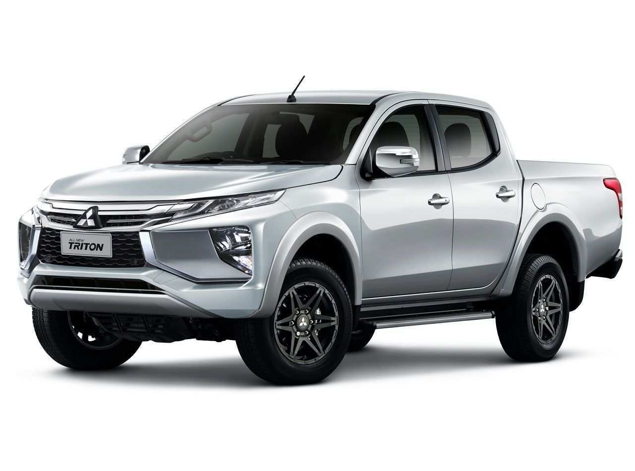 25 A Mitsubishi Triton 2020 Research New