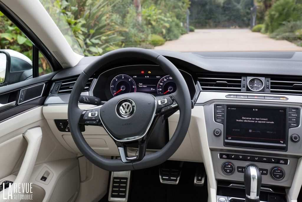 25 A Vw Passat Gt 2019 Redesign And Review