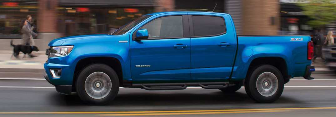 25 All New 2019 Chevy Colorado Prices