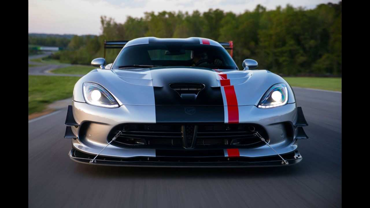 25 All New 2019 Dodge Viper ACR Prices