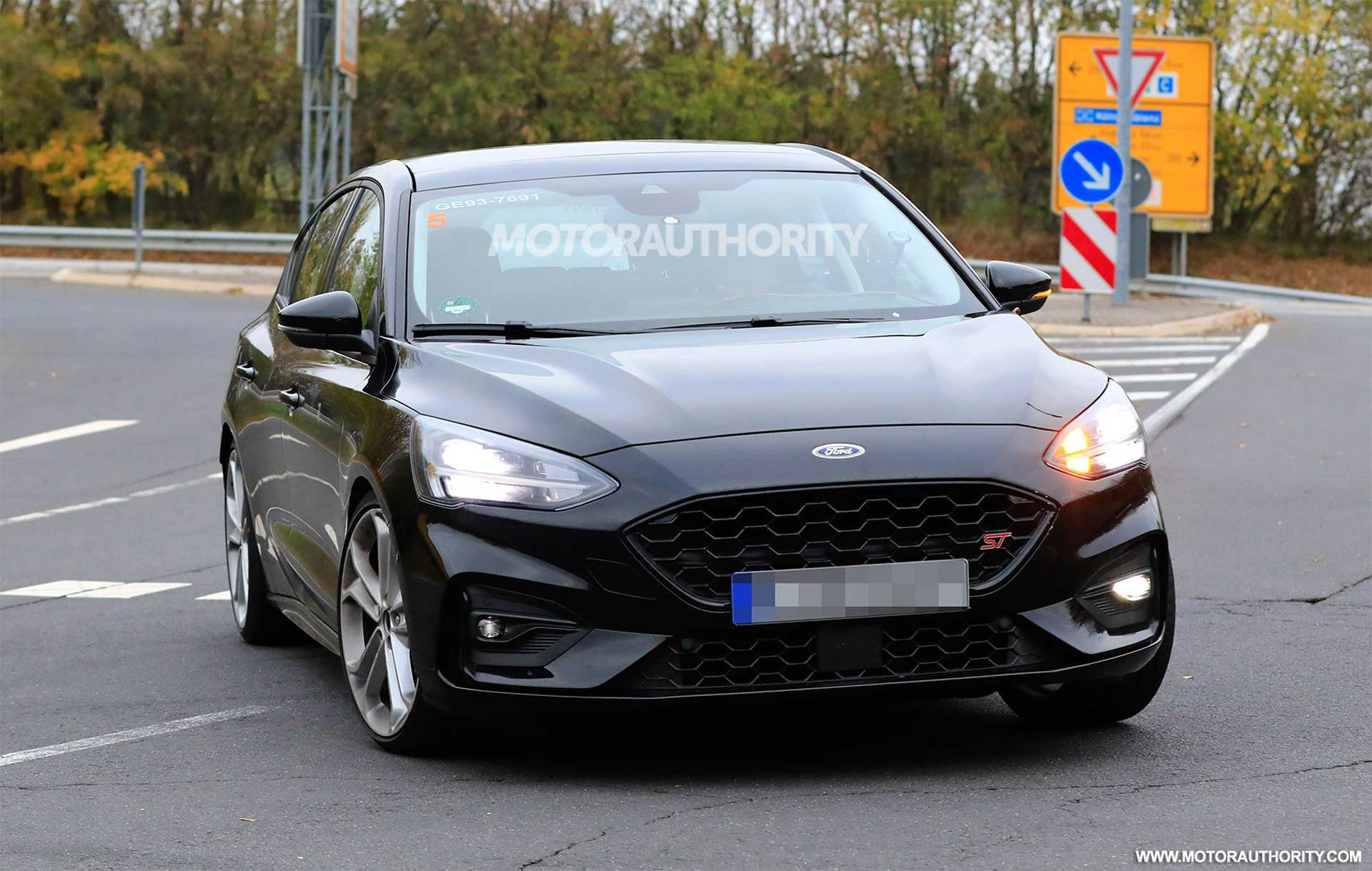 25 All New 2019 Ford Focus Speed Test