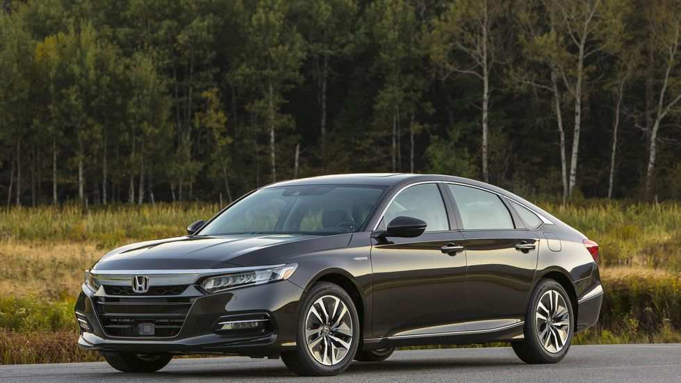 25 All New 2019 Honda Accord Specs