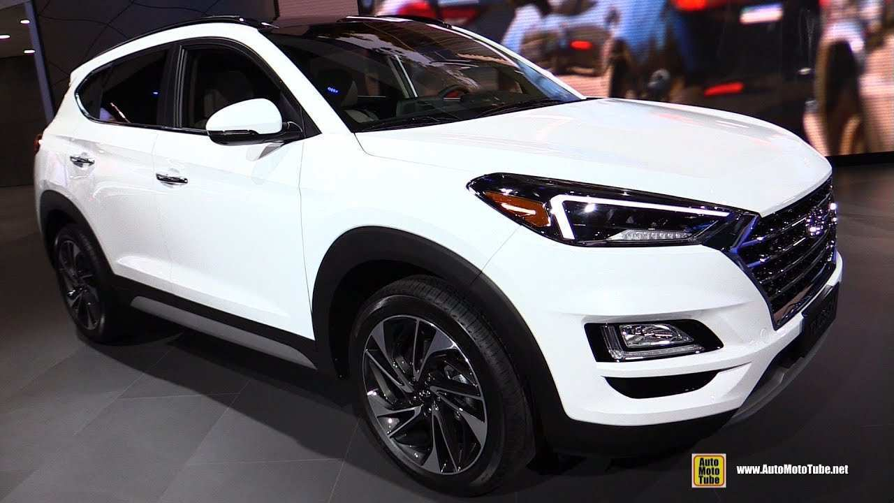 25 All New 2019 Hyundai Tucson Review