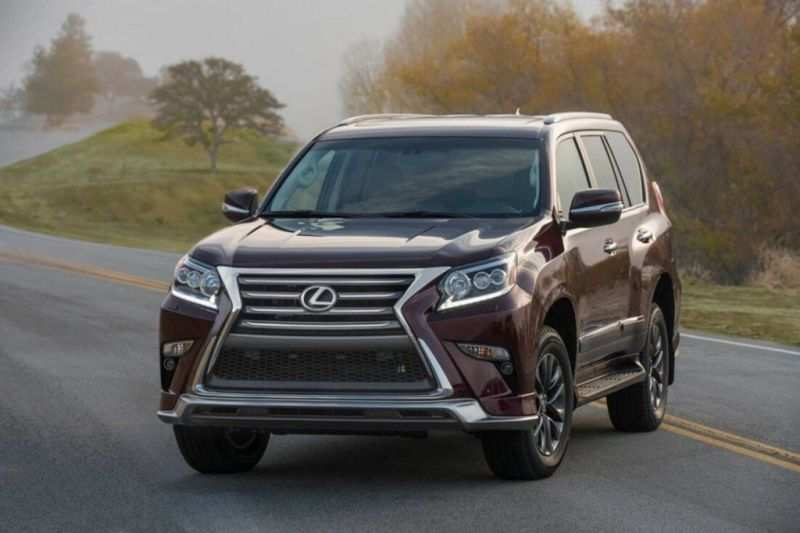25 All New 2019 Lexus GX 460 Interior