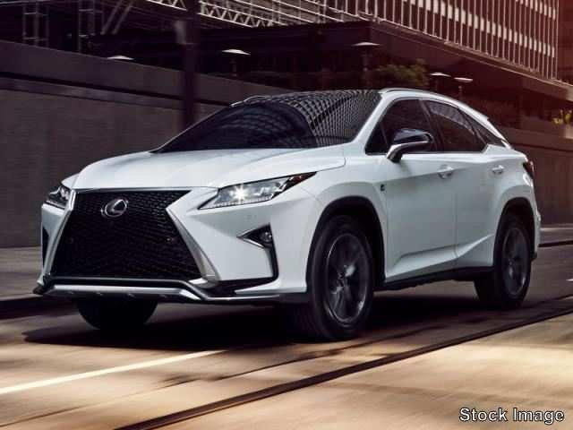 25 All New 2019 Lexus Rx 350 F Sport Suv Review