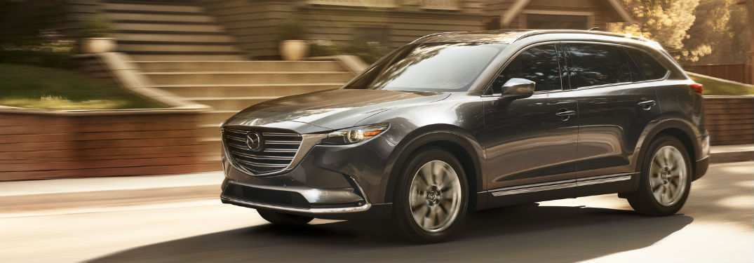 25 All New 2019 Mazda CX 9s Performance And New Engine