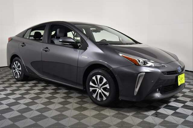 25 All New 2019 Toyota Prius Release Date And Concept
