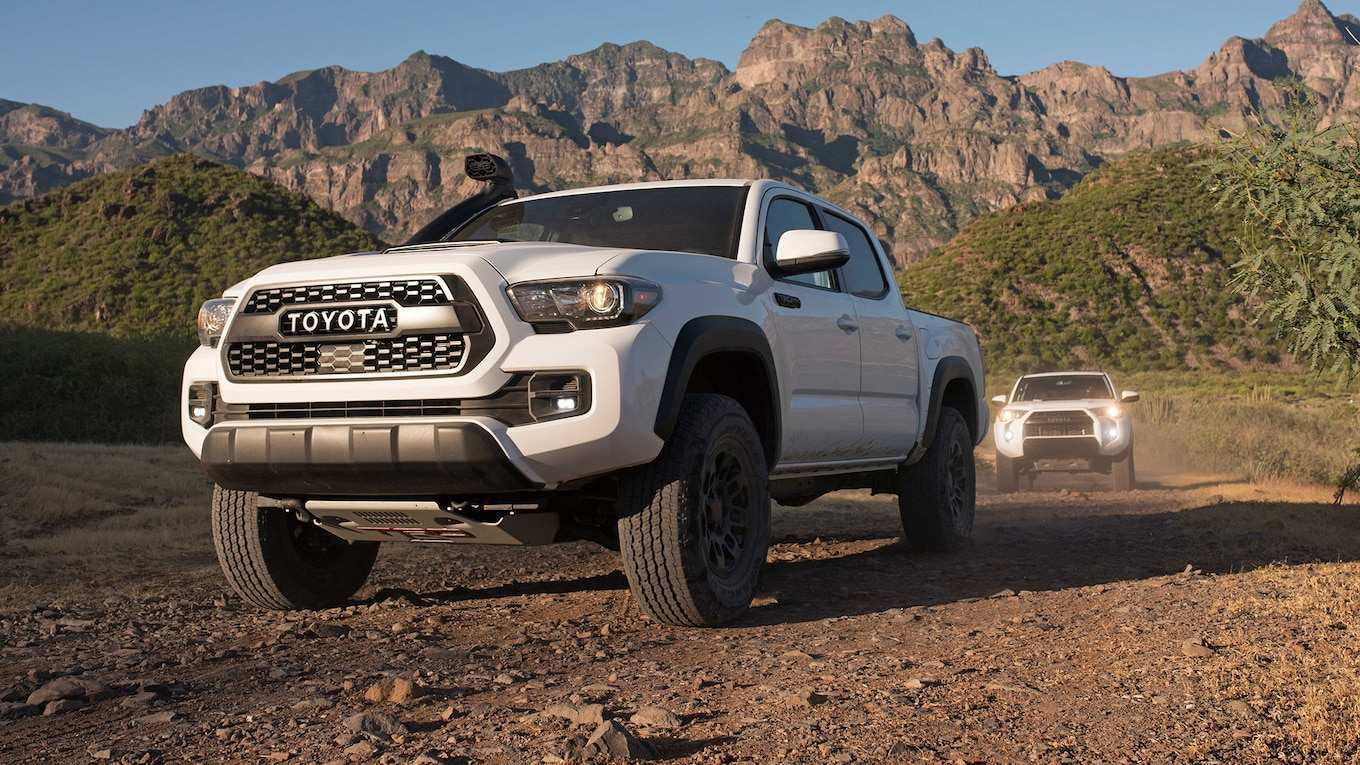 25 All New 2019 Toyota Tacoma Diesel Trd Pro Prices