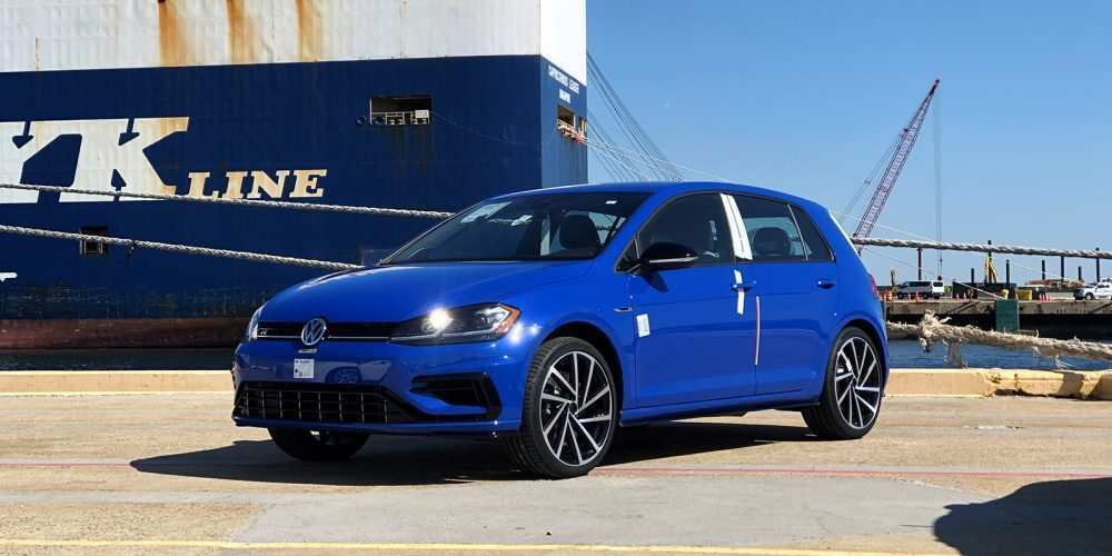 25 All New 2019 VW Golf R USA New Review