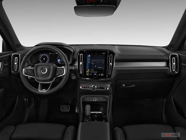 25 All New 2019 Volvo Xc40 Interior Concept And Review