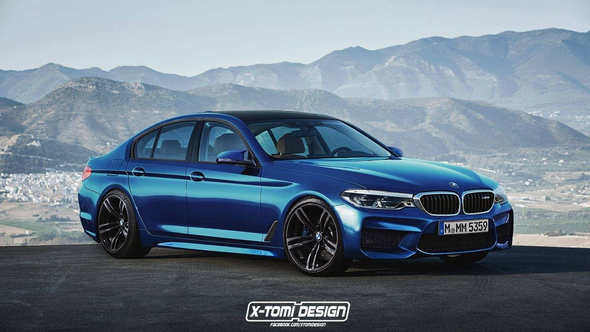25 All New 2020 BMW M5 Get New Engine System Concept And Review