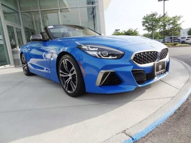 25 All New 2020 BMW Z4 Exterior