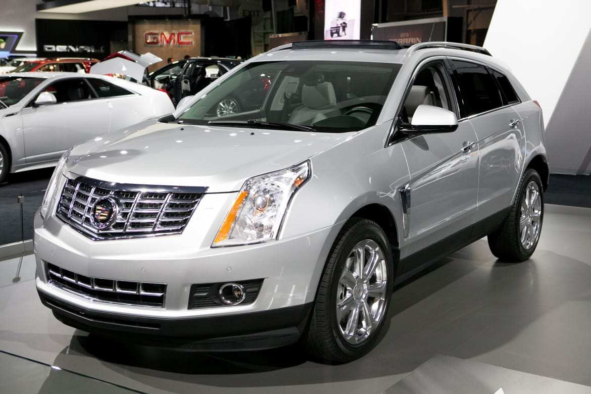 25 All New 2020 Cadillac SRX Specs And Review