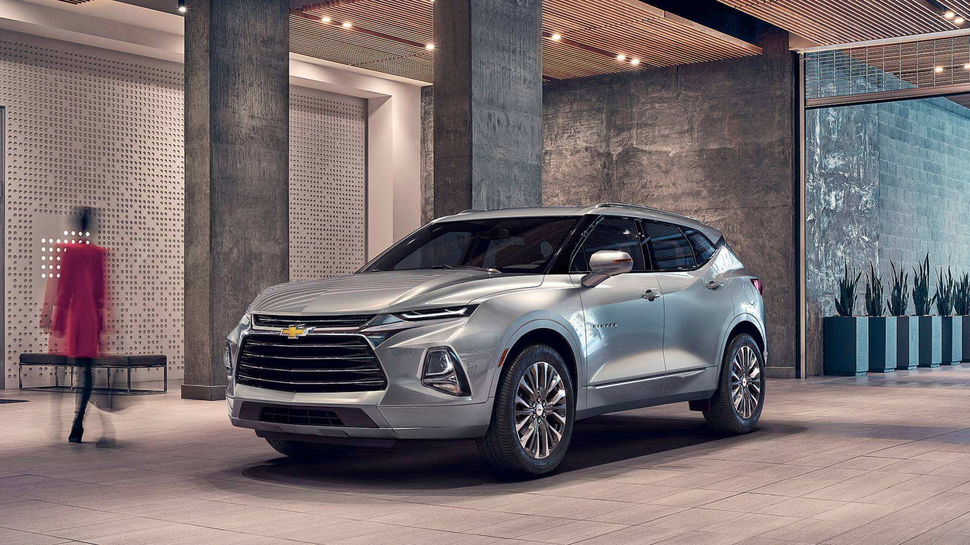 25 All New 2020 Chevy Blazer K 5 Overview