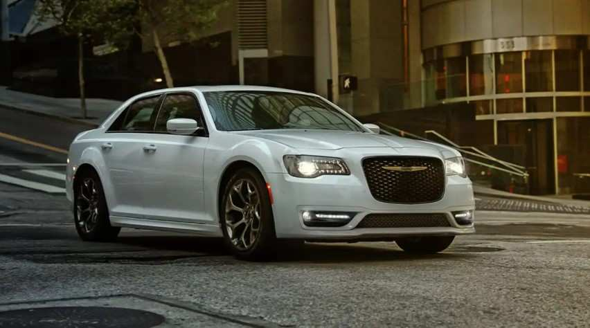 25 All New 2020 Chrysler 300 Srt8 Performance And New Engine