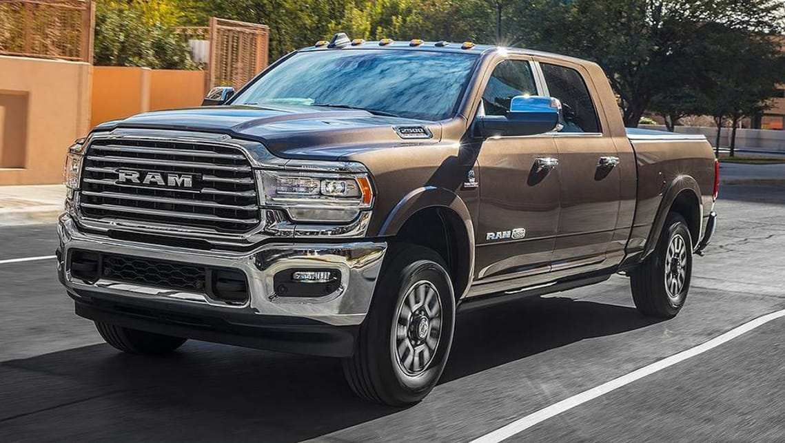 25 All New 2020 Dodge Ram 2500 Price And Review