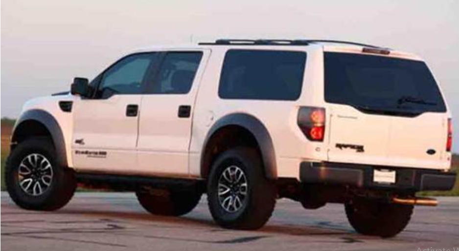 25 All New 2020 Ford Excursion Style