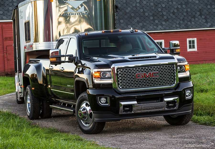 25 All New 2020 GMC Denali 3500Hd Release