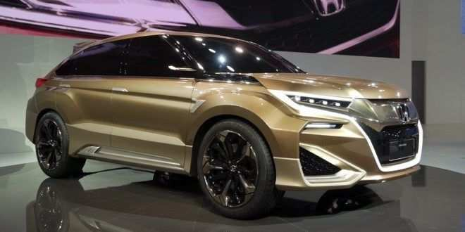 25 All New 2020 Honda Crosstour New Review