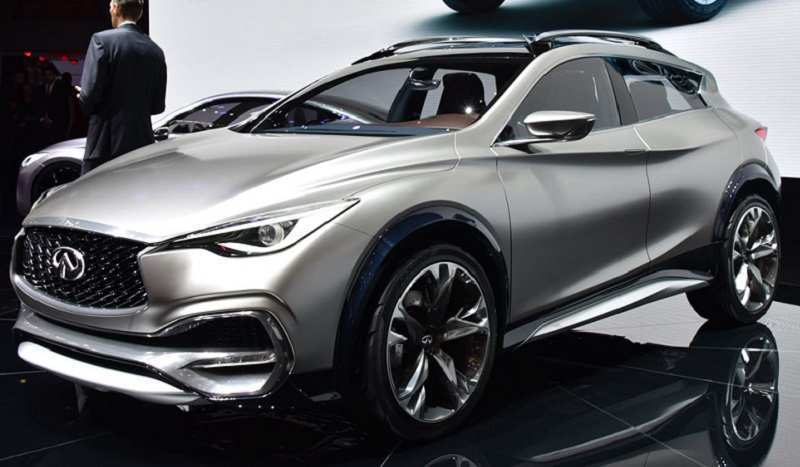 25 All New 2020 Infiniti Q30 Redesign And Concept