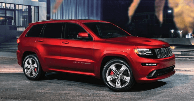 25 All New 2020 Jeep Grand Cherokee Srt8 Exterior