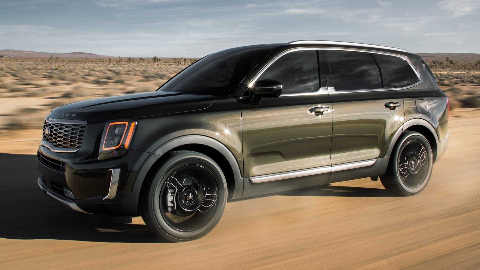 25 All New 2020 Kia Telluride Black Copper Price Design And Review