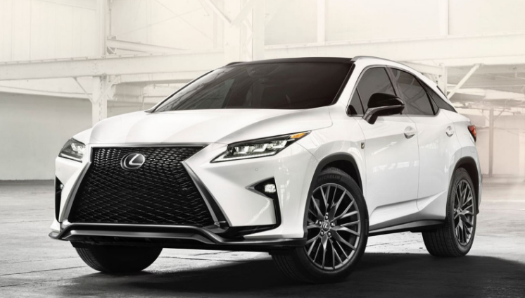 25 All New 2020 Lexus Rx 350 F Sport Suv Interior