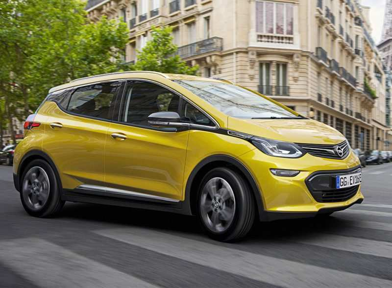 25 All New 2020 Opel Ampera Redesign and Review | Review ...