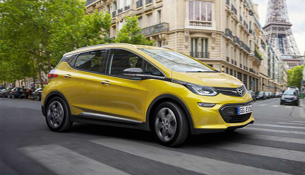 25 All New 2020 Opel Ampera Redesign And Review