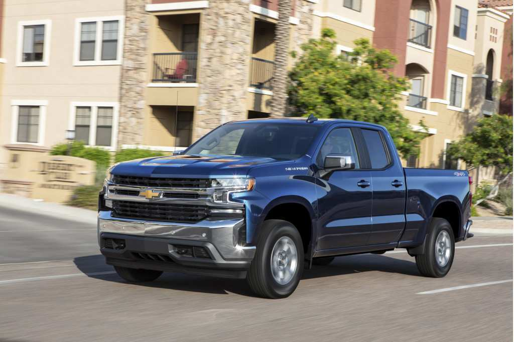 25 All New 2020 Silverado 1500 Diesel Spy Shoot