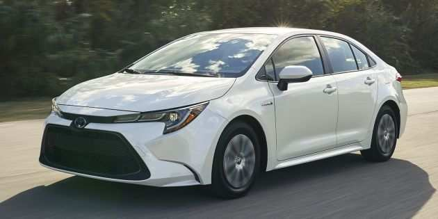 25 All New 2020 Toyota Altis Specs