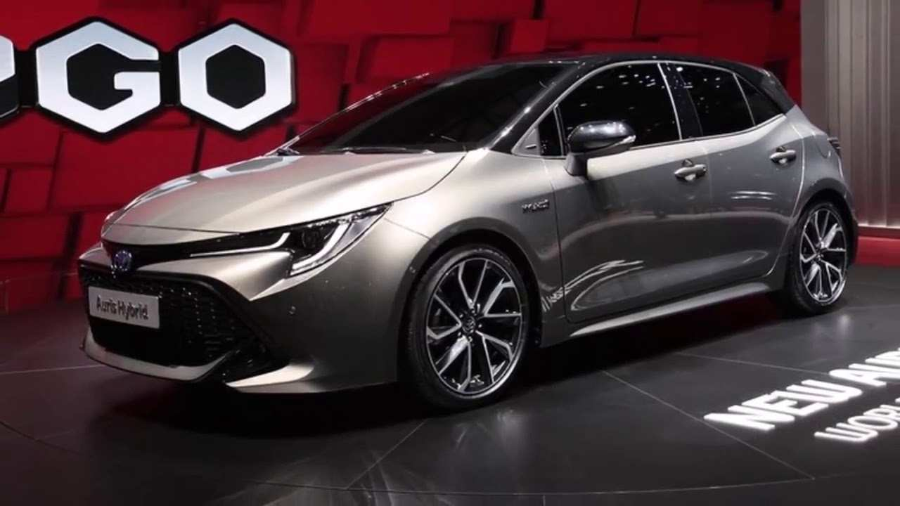 25 All New 2020 Toyota Auris Price Design And Review