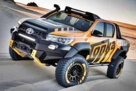 25 All New 2020 Toyota Hilux New Review