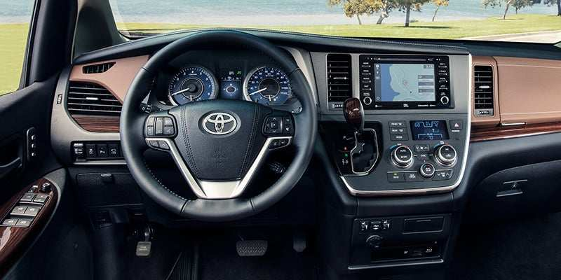 25 All New 2020 Toyota Sienna Pricing