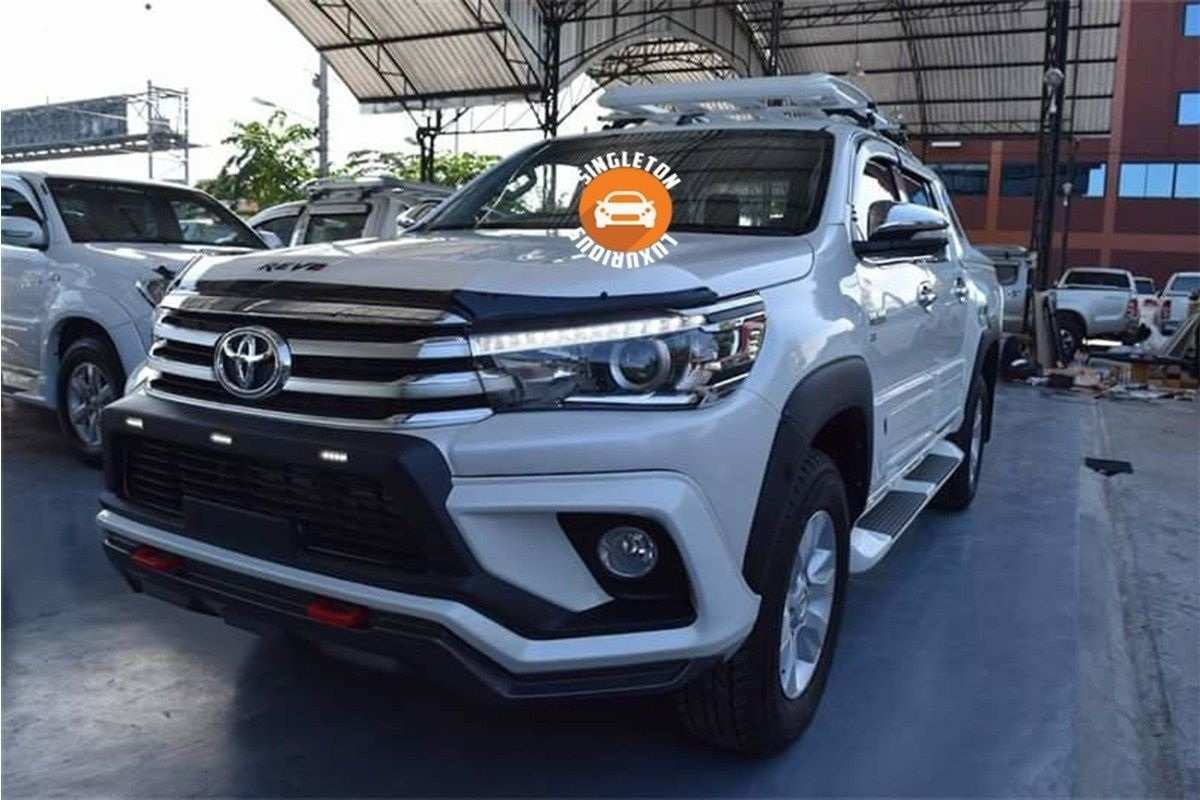 25 All New 2020 Toyota Vigo Exterior And Interior