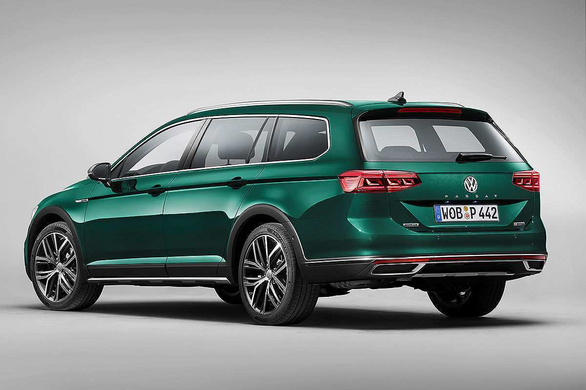 25 All New 2020 VW Touareg Images