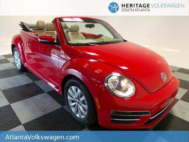 25 All New 2020 Volkswagen Beetle Convertible New Model And Performance