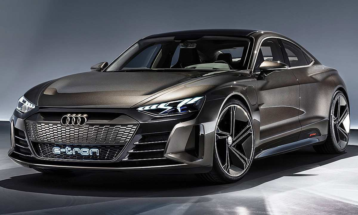 25 All New Audi Gt 2020 New Model And Performance